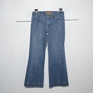 Seven 7 flare womens jeans size 6 R 5507